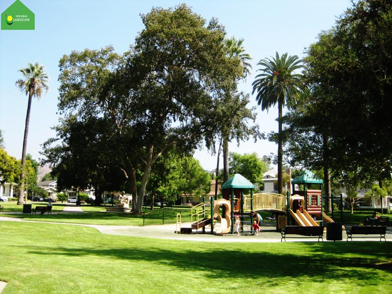 công viên cảnh quan