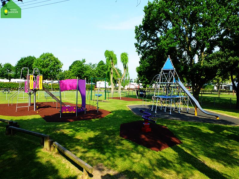 khu vui chơi công viên